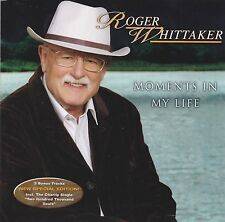 Roger Whittaker - Moments In My Live - Special Edition Album CD Schlager Musik