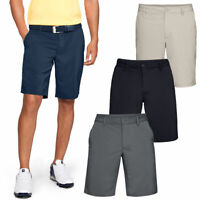 Under Armour Mens EU Tech Stretch Soft Fitted Golf Shorts
