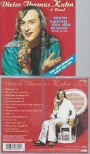 CD--DIETER THOMAS KUHN -- -- MEIN LEBEN FUER DIE MUSIK