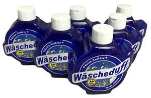 """6 x Wäscheduft® Fresh Cotton Plus """"Extra Auslese"""" - original Wäscheduff - NEU"""