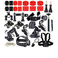 43 All in one Professional Kit Accessories Bundle for Gopro HD Hero 4 3+ 3 2 1