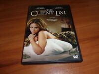 The Client List (DVD Widescreen 2011) Used Jennifer Love Hewitt, Cybill Shepherd