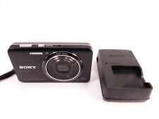 Sony Cyber-shot DSC-W650 16.1MP Digital Camera Black