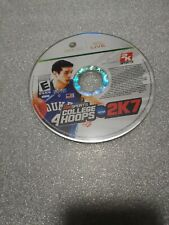 Disc Only XBox 360 2K Sports College Hoops NCAA  2K7 Basketball - Tested