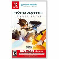 Overwatch Legendary Edition (Nintendo Switch) Brand New Factory Sealed