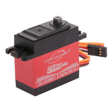 AX8601 25KG Large Torque Digital Servo for RC Crawler SCX10 Boat Helicopter X3W3