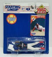 KENNY LOFTON Cleveland Indians Kenner Starting Lineup SLU MLB 1995 Figure & Card