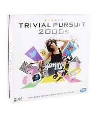 Trivial Pursuit 2000's Board Game Hasbro - NEW