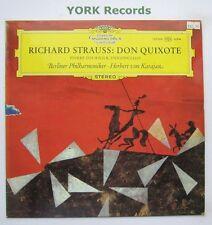 DG 139 009 - STRAUSS - Don Quixote FOURNIER / KARAJAN Berlin PO - Ex LP Record