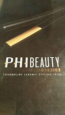 PHIBEAUTY Pro Series Tourmaline Ceramic Styling Iron Hair Straightener Unopened