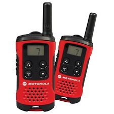 Motorola TLKR T40 2 vías Walkie Talkie Set PMR 446 Radio Kit - 2 radios