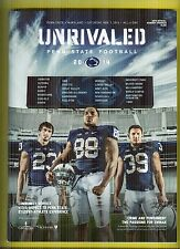 Nov.1,2014 Penn State vs Maryland Program + Free Ticket + PSU Rally Game Towel