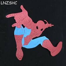 Cutting Dies Spider Man Stencil for Scrapbooking Die Cuts DIY Album Decorative