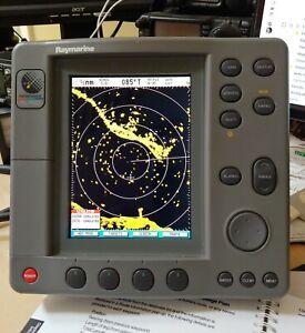 Raymarine RL70C Plus Radar Display