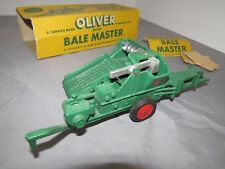 Vintage OLIVER Bale Master BALER SLIK Toy New in Box RARE!!!! 1/16 1950s