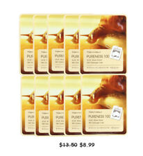 <Special Price> [TONYMOLY] PURENESS 100 Mask 1 set- Snail (Skin Damage Care)