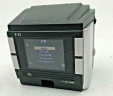 Phase one P25 Hasselblad V fit 22mp digital film back