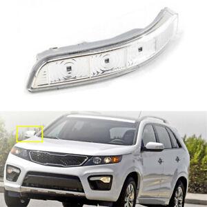 For Kia Sorento SX 2010-2012 SX USA 2013 Turn Signal Right Side Mirror Light LED