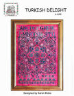 10 Off Rosewood Manor Counted X-stitch chart - Turkish Delight