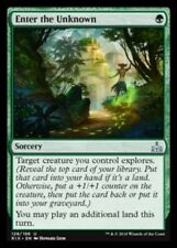 MTG: Enter the Unknown - Green Uncommon - Rivals of Ixalan - Preorder