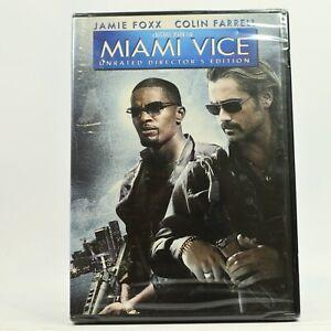 Miami Vice Colin Farrell Jamie Foxx DVD Movie R1 New Sealed