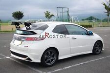 CARBON FIBER TYPR-R VOLTEX TYPE-HS STYLE GT WING FOR CIVIC FN2