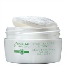 Avon ANEW Clinical Advanced Resurfacing Peel Treatment Pads New (T)
