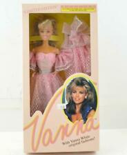 Vintage Vanna White Limited Edition Doll Mib Hsc Mint In Box Home Shopping Club
