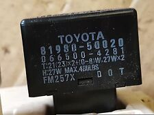 Toyota Land Cruiser 3.0 1998-2002 Relé Indicador Flasher