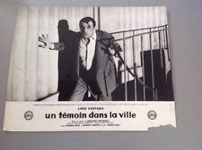 PHOTO D'EXPLOITATION (LOBBY CARD) : UN TEMOIN DANS LA VILLE