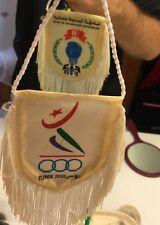 RARE Tunisia Boxing 2 Sided Patch Tunis 2001 Federation Tunisienna De Boxe FTB