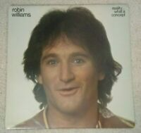 Robin Williams- Reality... What A Concept (Vinyl LP 1979) EX/EX NBLP-7162