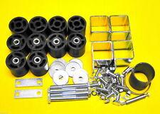 BodyLift Kit Suzuki SJ413 Samurai + TÜV TrailMaster +50mm Höherlegung Karosserie