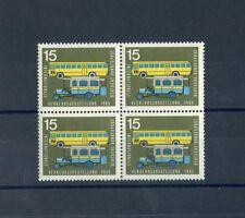 Federal nº 470f43 ** viererblock placas error euro 60,- + + (100642)