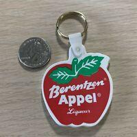 Berentzen Appel Apple Liqueur Liquor Vintage Keychain Key Ring #38691