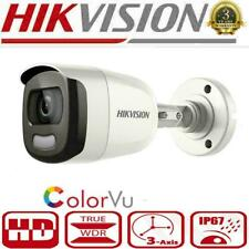 HIKVISION 2MP Camera 1080P ColourVu 24-hour 4in1 Video IP67 Outdoor Coax 20M IR