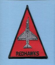 VT-21 REDHAWKS DOUGLAS A-4 SKYHAWK US NAVY USMC Training Squadron Jacket Patch