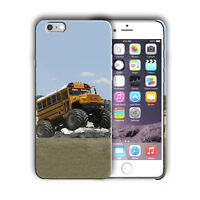 Extreme Sport Monster Truck Iphone 4 4s 5 5s 5c SE 6 6s 7 + Plus Case Cover 08