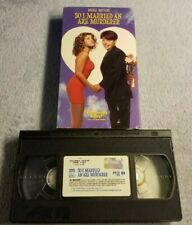 So I Married an Axe Murderer (1993) - VHS Movie - Comedy-Mike Myers-Nancy Travis