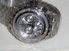 INVICTA SWISS MADE 5 cts. DIAMONDS NEW IN WRAPPER  SOLD NEW $6998.71 W/INVOICE