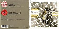 CD SINGLE los PLANETAS el artista madridista SPAIN 2003 DVD GATEFOLD