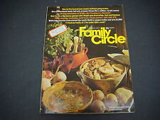 Family Circle Magazine March 1973 Special Issue Living On A Shoestring M1725