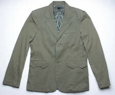 Hause of Howe Feel Me Blazer (L) Espionage Green