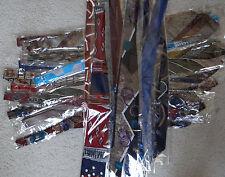 of 16 neck ties,choose your lot Brand New Mens genuine Designer Brands Lot