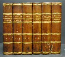 Roscoe – Vita e pontificato di Leone X – 1816-17 – 27 Tafeln