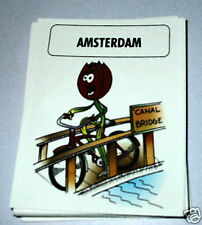 Amsterdam  - Games Collector card
