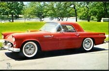 Antique Autos, 1955 Thunderbird Roadster, Unused, (896
