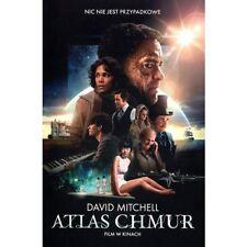 Atlas chmur, David Mitchell, polska ksiazka, polish book