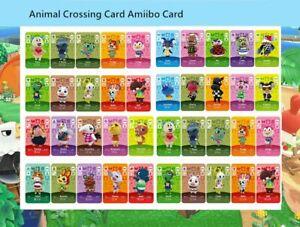 carte animal crossing amiibo neuve