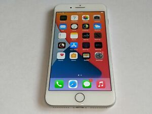 Apple iPhone 8 Plus A1864 64GB Light Gray/White Smartphone/Cell Phone MQ972LL/A